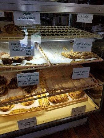 Blairsden, Kaliforniya: Pastries