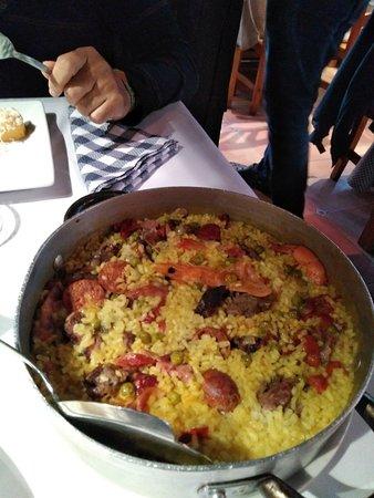 Beasain, Spain: Paella