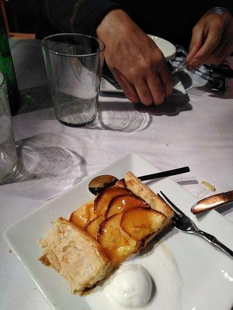 Beasain, Spain: Tarta de Manzana