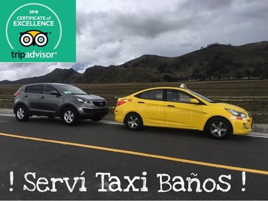 Servi Taxi Banos