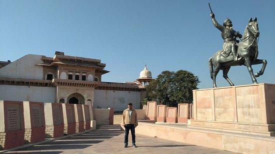 Lohagarh Fort complex