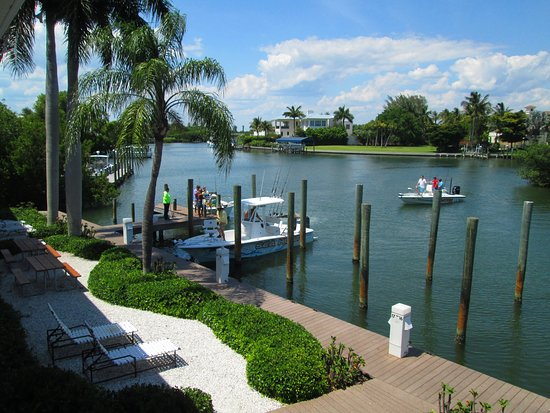 The Courtyard View - Picture of The Innlet, Boca Grande - Tripadvisor