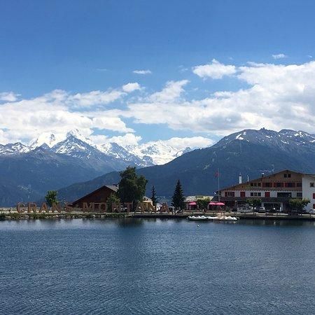 Crans-Montana, Suiza: Etang Grenon