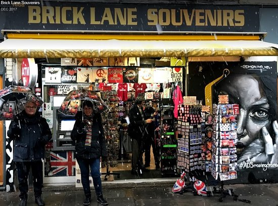 ‪Brick Lane Souvenirs‬