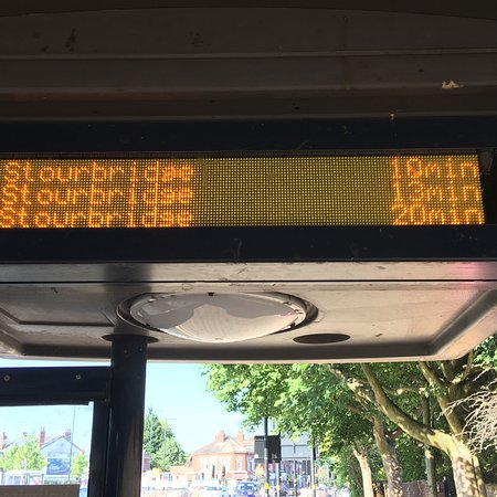 National Express: Look at these bus times If the get put on TripAdvisor