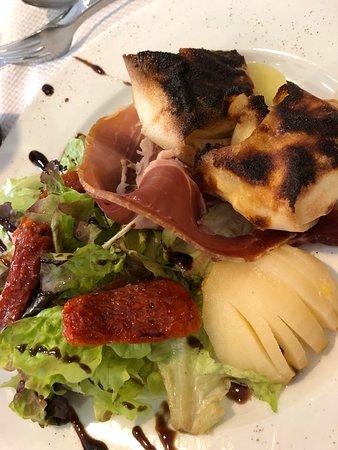 Marvejols, France: Salade