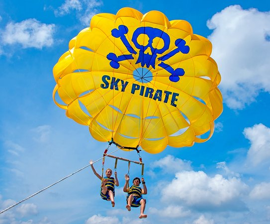Sky Pirate Parasail