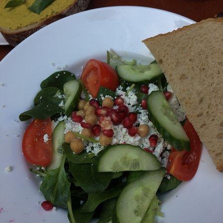 Walden Bar Restaurant: Salade geitenkaas