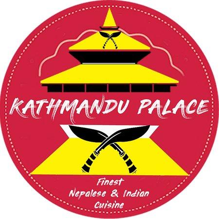 Aylesford, UK: KATHMANDU PALACE LOGO