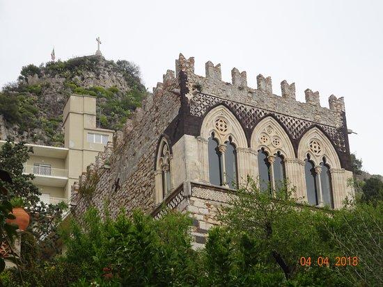 Palazzo della Badia Vecchia - Museo archeologico di Taormina