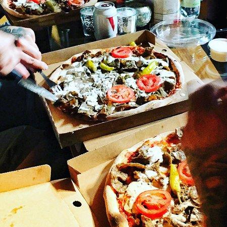 Best pizza on Öland?
