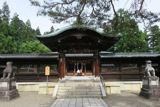 Uesugi Jinja Shrine