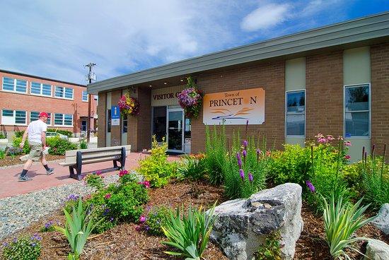 Princeton Visitor Centre