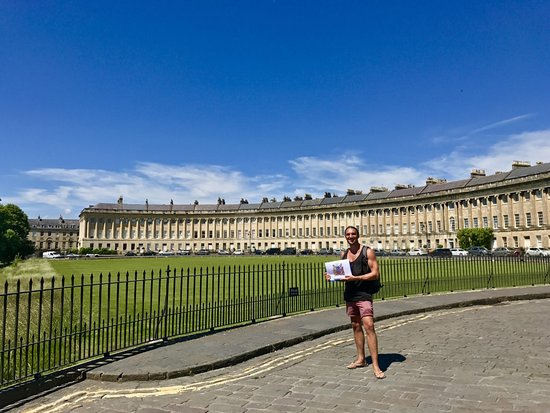 History of Bath Walking Tours
