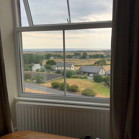 Dyffryn Ardudwy, UK: Great views from room 3 ...