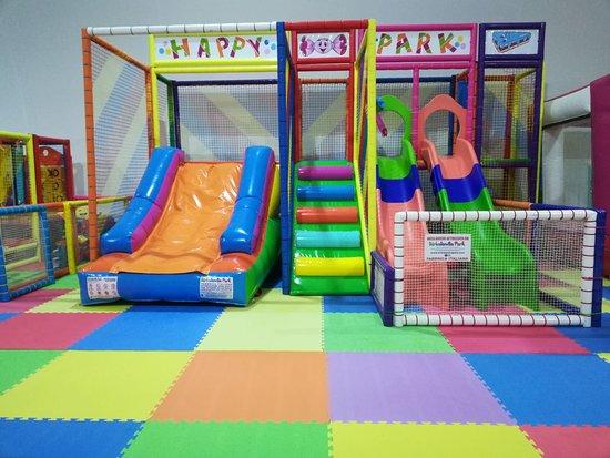 Happy Park: PLAY GROUND