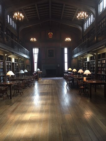 New Haven, CT: the Medical Library