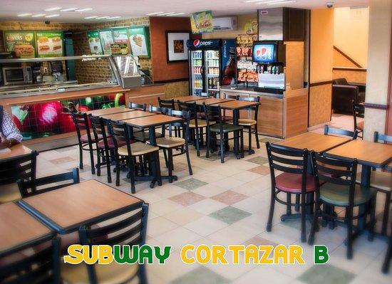 Cortazar, Messico: Subway Cortázar B