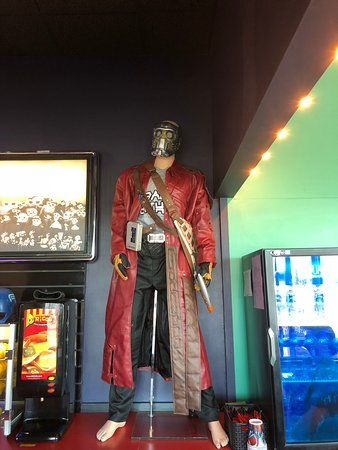 Keene Cinemas: Starlord goes here