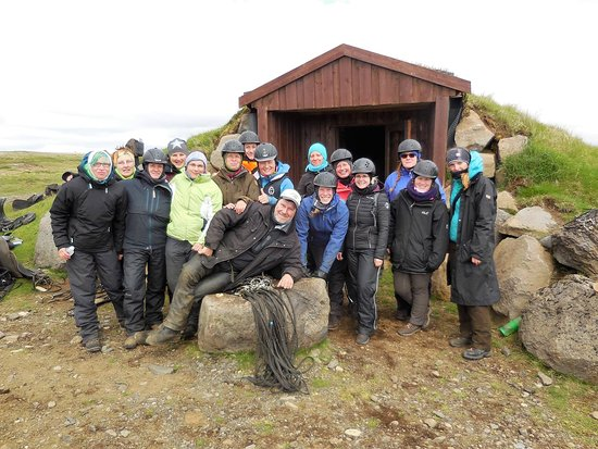 Riding Tours South Iceland: Rabbi und seine Girls