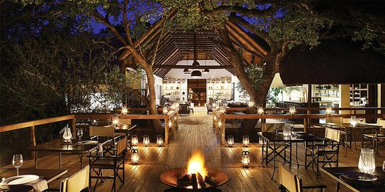 Camps Bay, Sudáfrica: Londolozi Tree Camp - highly popular and sought after luxury safari lodge