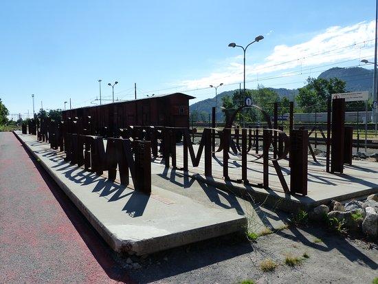 Memoriale della Deportazione: il memoriale
