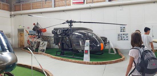 Militärluftfahrtmuseum Zeltweg: 20180705_132631_large.jpg