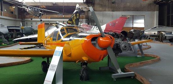 Militärluftfahrtmuseum Zeltweg: 20180705_133247_large.jpg