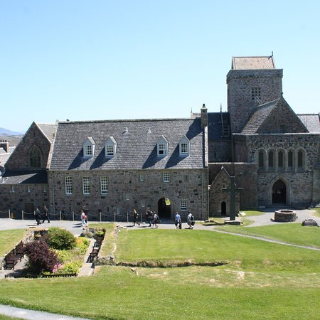 Iona Abbey and Nunnery照片