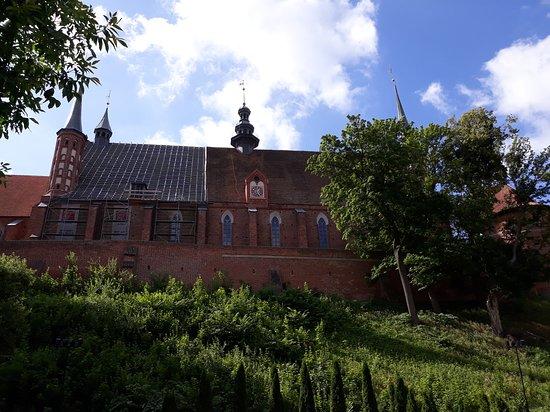 Zamek Frombork