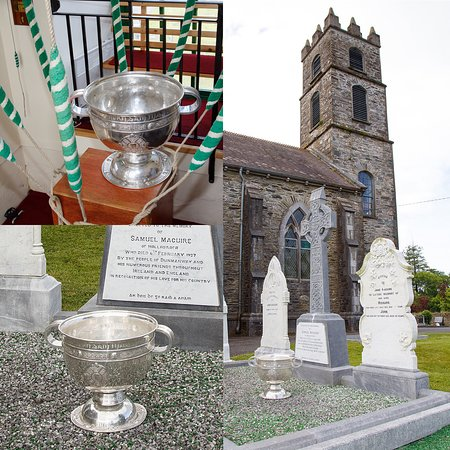 Dunmanway, ไอร์แลนด์: Sam Maguire Visitor Experience and Community Bells at St. Mary's Church