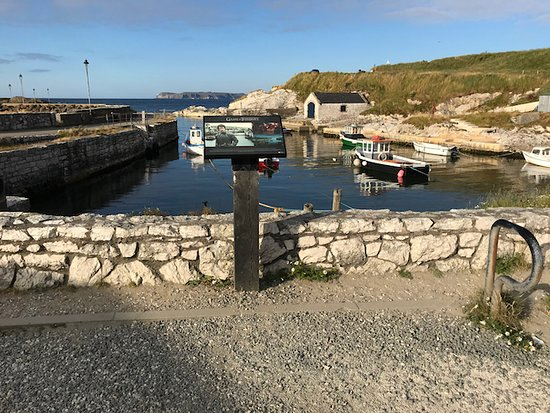 Ballintoy Harbour GoT Location