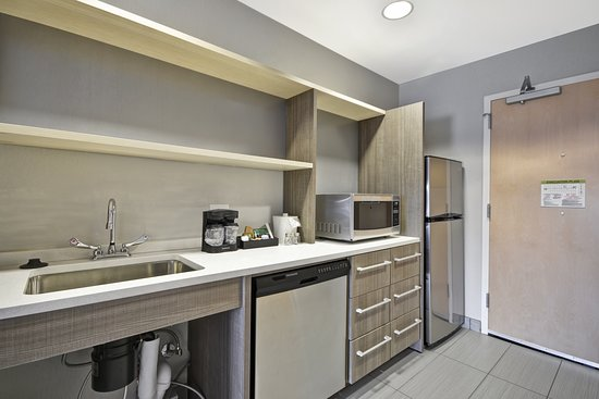 Ada Accessible Kitchen Picture Of Home2 Suites By Hilton Blue