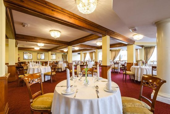 Rawa Mazowiecka, Pologne : Sala ristorante