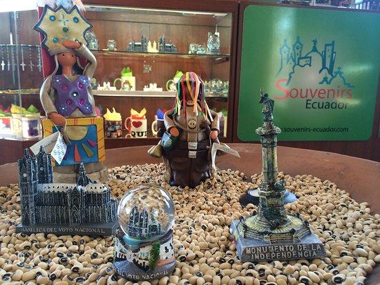 Souvenirs Ecuador