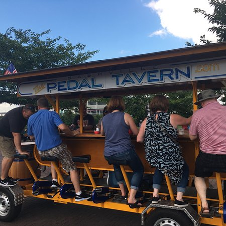 Nashville Pedal Tavern: photo2.jpg