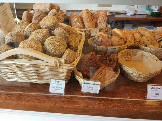 Jute Baeckerei: Some breads (all gluten-free of course!)
