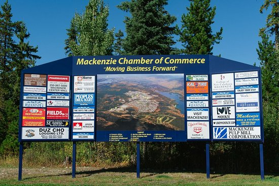 "Mackenzie Chamber ""Moving Business Forward"""