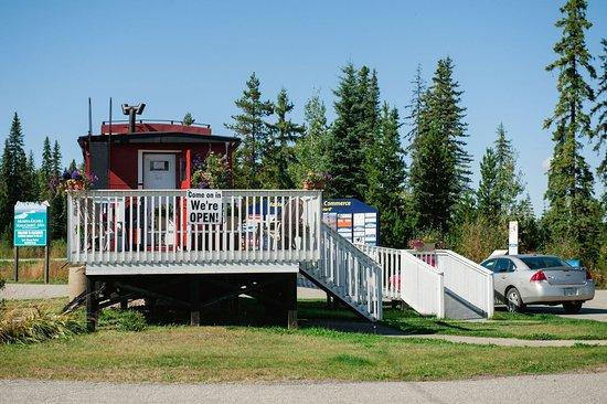 Mackenzie Chamber of Commerce Visitor Centre