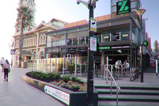 Glenelg, Australia: A Mexican restaurant