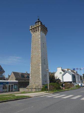 Roscoff, France: il faro