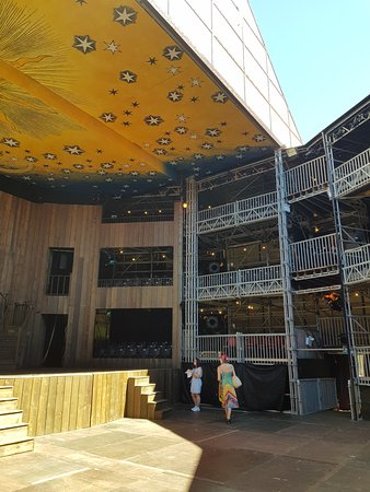 Shakespeare's Rose Theatre