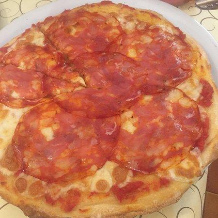 Pizza eccellente!!!!