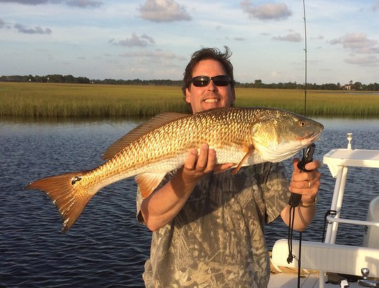 Jacksonville Beach, FL: Redfish