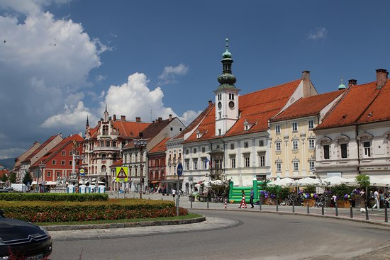 Main Square of Maribor