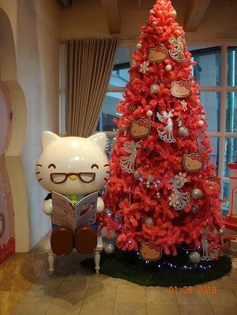 Hello Kitty Christmas Tree.Hello Kitty Xmas Tree Super Cute Picture Of Hello Kitty