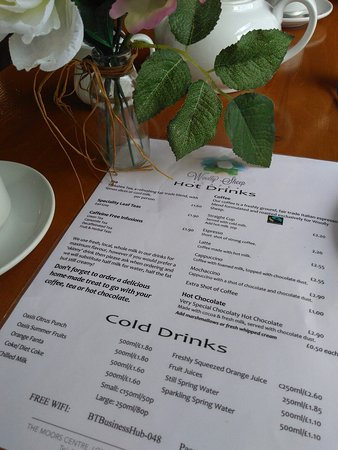 Danby, UK: The Woolly Sheep Cafe at the Moors National Park Centre