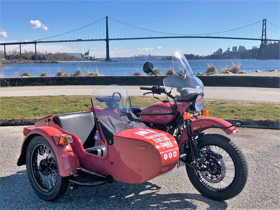 Vancouver Sidecar Tours