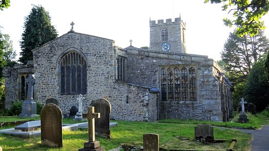 Grinton, UK: St Andrew's Church