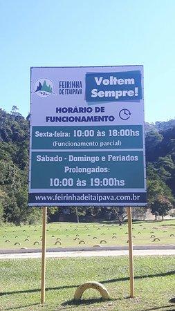 Feirinha de Itaipava Imagem